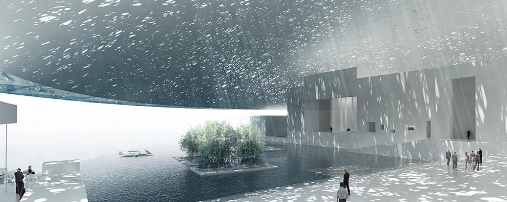 Resultado de imagen de Louvre de Abu Dhabi
